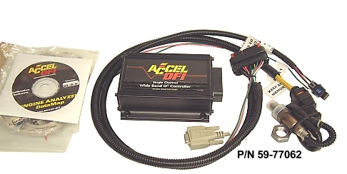 Accel Wide Band O² Sensor