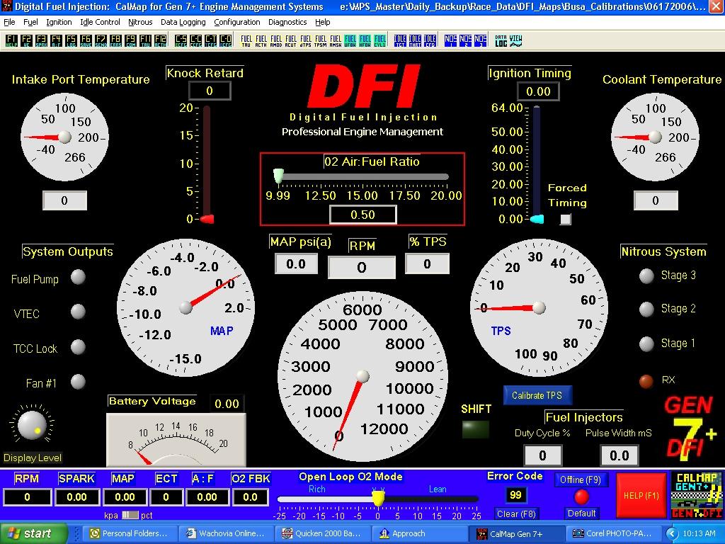 Accel DFI Gen 7MPS Racing