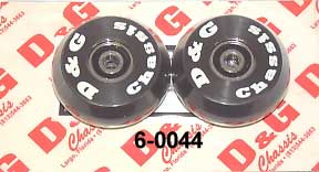 D&G Wheelie Bar Wheels