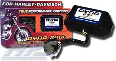 Dyna 2000 Digital Performance Ignition System Harley Davidson Dyna Wiring Diagram on