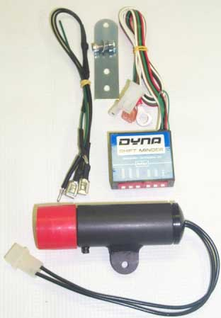 Dyna Shift Minder System