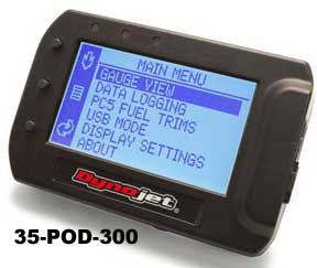 Dynojet POD-300 Display