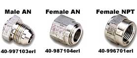Aluminum Adapters - Aluminum Weld Fittings