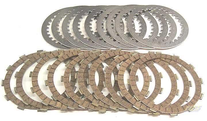 Hayabusa Clutch Plates