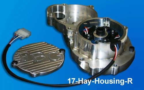 FGB Hayabua Ignition Housing & Pickup