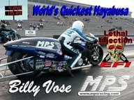 MPS Racing - Holley EFI