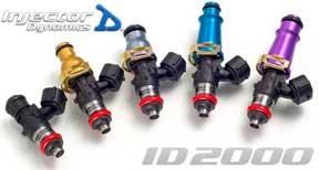 Injector Dynamics ID2000 Injectors