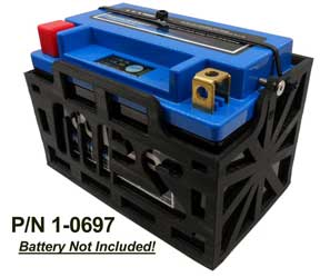 MPS Battery Box with Battery Installed