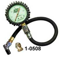 0-15psi Tire Gauge