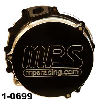 MPS ZX14 Quick Access Clutch Cover