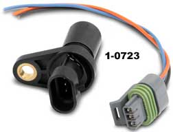 MPS Hall Effect Speed Sensor with Connectors