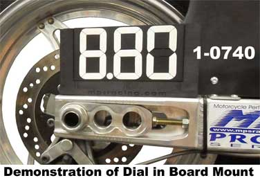 MPS Dial Board Mount