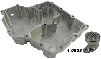 MPS Trap Door Style Oil Pan 2 inch