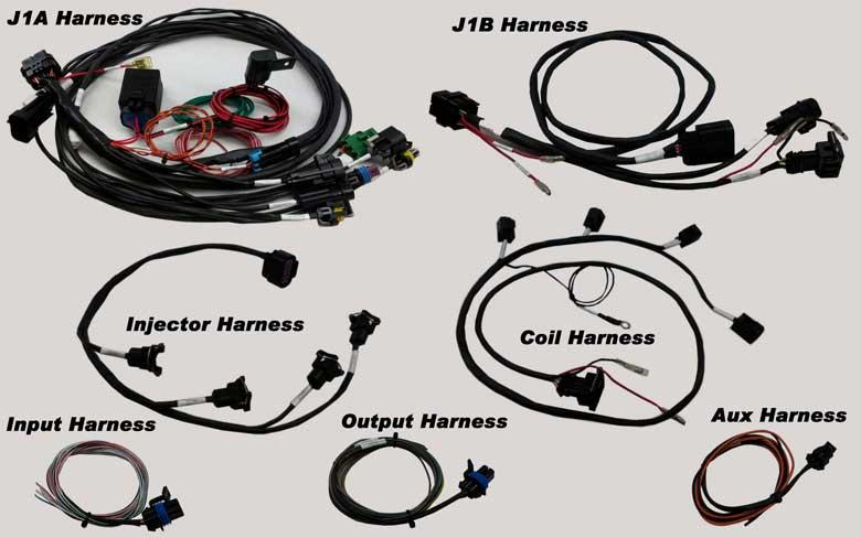 Hayabusa Wiring Harness - Schema Diagram Preview on