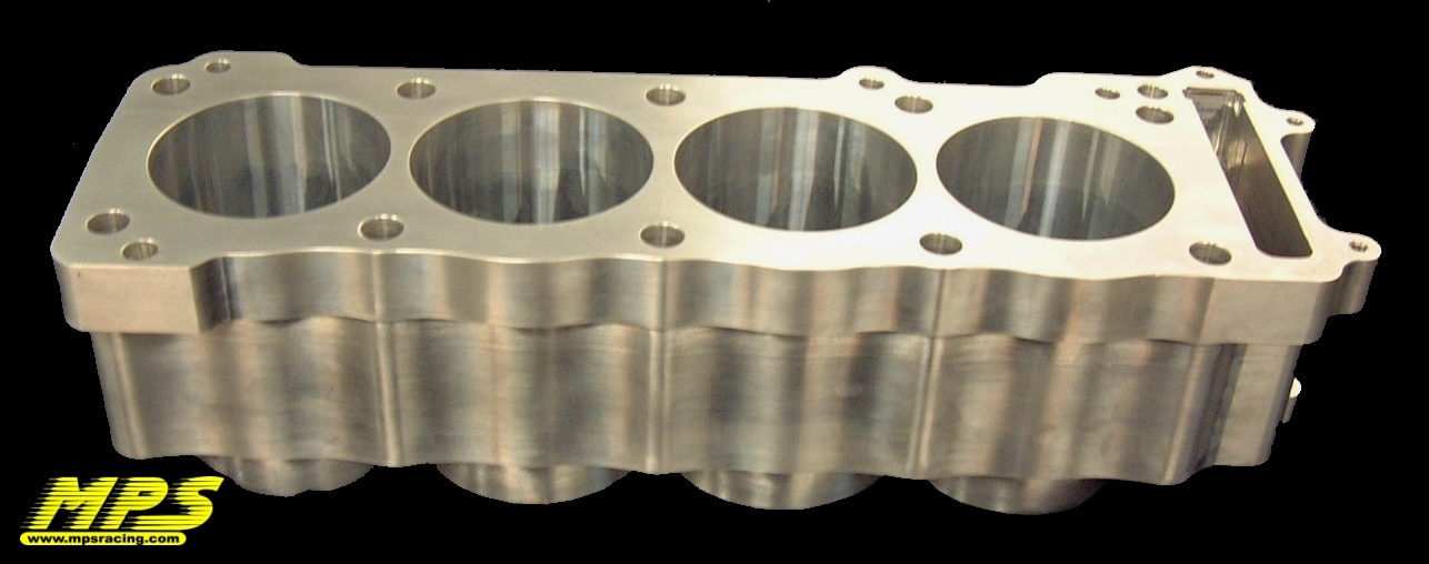 Mps Billet Blocks And Big Bore 1397cc Cylinder Piston Kit