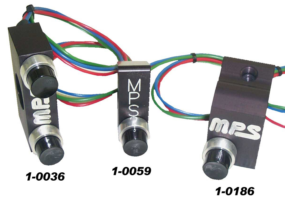 MPS Pro Pushbuttons & Pro Toggle Switches
