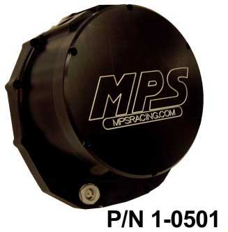 MPS Hayabusa Billet Clutch Cover