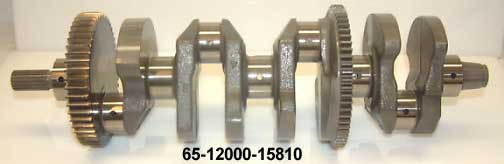 Hayabusa Crankshaft