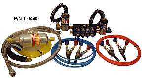 MPS Nylon Line Wet Nitrous Kit