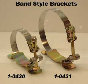MPS Band Style Brackets