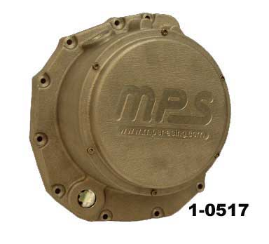 MPS Hayabusa Cast Clutch Cover