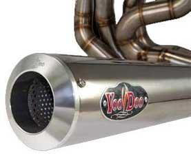 VooDoo Sidewinder Exhausts
