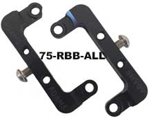 RBM Front End Lowering Strap Bracket