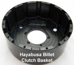 Hays Hayabusa Pro Series Clutch Basket